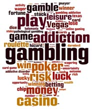 Gambling and debt issues